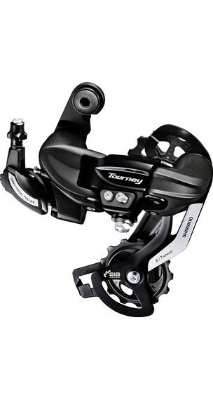Shimano Tourney RD-TY500 Bagskfiter Direct Mount 6/7-speed sort